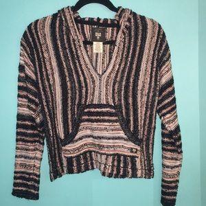 Billabong Cropped Sweatshirt Medium